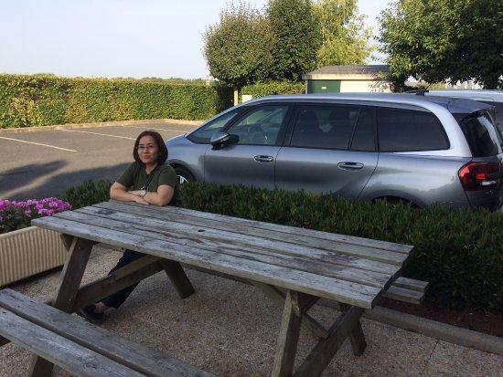 Premiere Classe Chateauroux - Saint Maur: Relaxing place