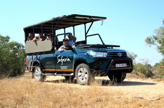 Premium Half-Day Kruger Park Private...