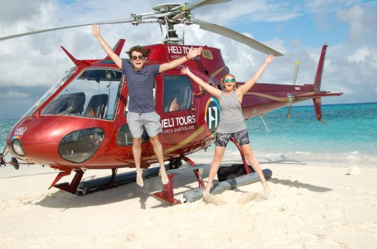 Sand Cay Experience with Great...