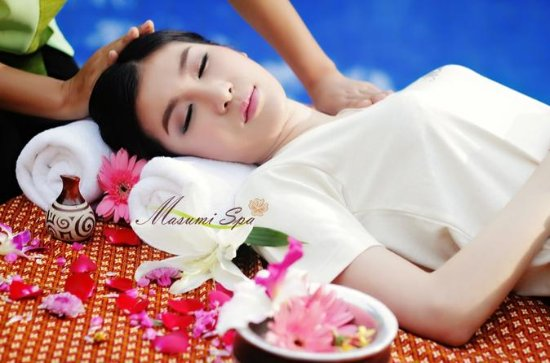 Masumi Aromatic Package - 3 Hours