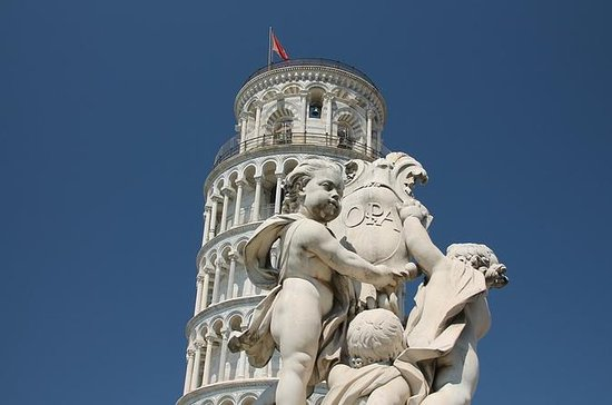 Explore the city of Pisa with Leaning Tower climbing and entrance to...