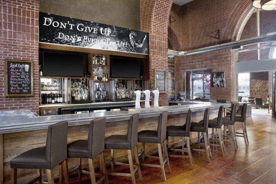 Sheraton Raleigh Hotel Jimmy Vs Osteria Bar
