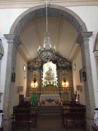 Barbacena, MG: Igreja Nossa Senhora do Rosário