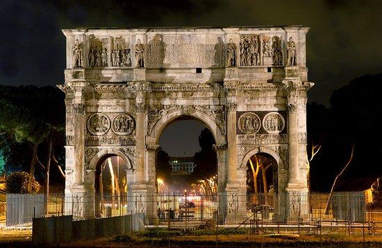 The St. Regis Rome: Roman Monument 1