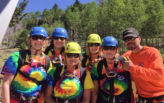 Ski Apache: after the last zip with our adopted brother Matt!