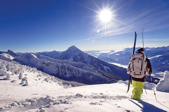 Shared Ski Shuttle from  Fernie to Calgary