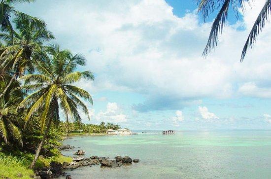 Corn Island den store ø i karibben