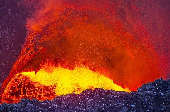 溶岩ツアーマサヤ火山
