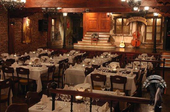 Aljibe Dinner Tango Show