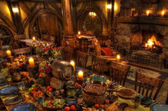 Hobbiton Movie Set Soirée Banquet...