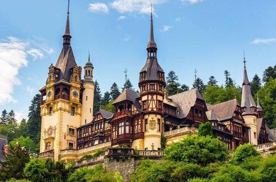 Castelli di Peles e Dracula PLUS Tour