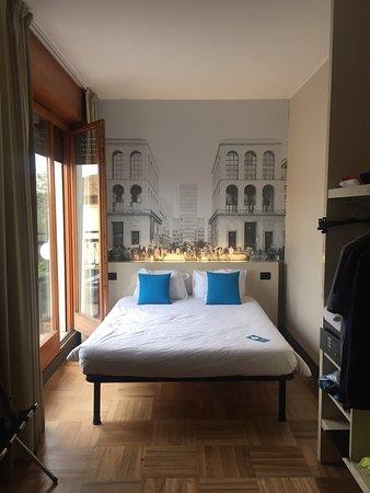 Photo0 Jpg Picture Of B B Hotel Milano Sant Ambrogio Milan Tripadvisor
