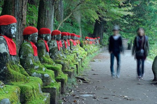 Privé Nikko Tochigi-tour vanuit de ...