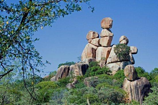 Bulawayo - Meio Dia Matopos Safari...