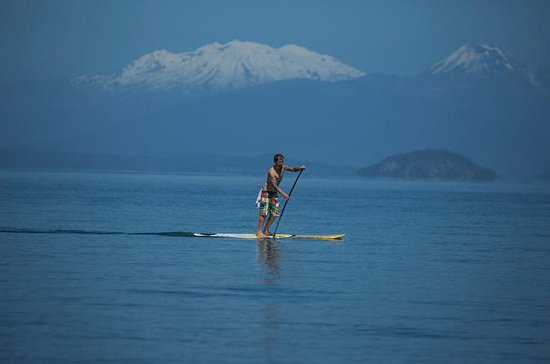 Stand Up Paddle Board Hire - Lake Taupo