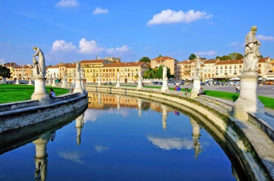 Padua: 2-Hour Private Guided Walking...