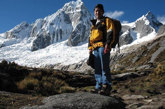 PRIVATE - Santa Cruz Trek Hiking 4...