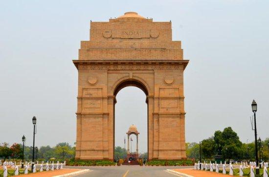 1 dag Delhi och 1 dag Agra Tour från ...