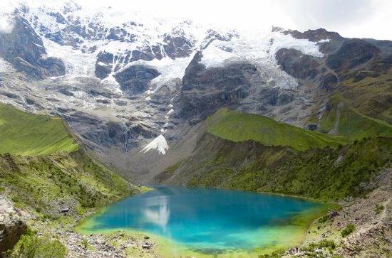 Humantay lago y montaña bicicleta 1 día