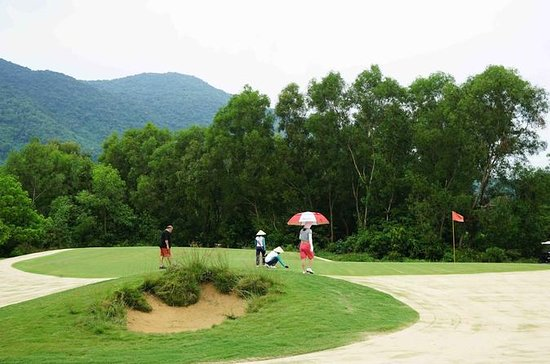 Laguna Lang Co Golf Tour from Chan May Port