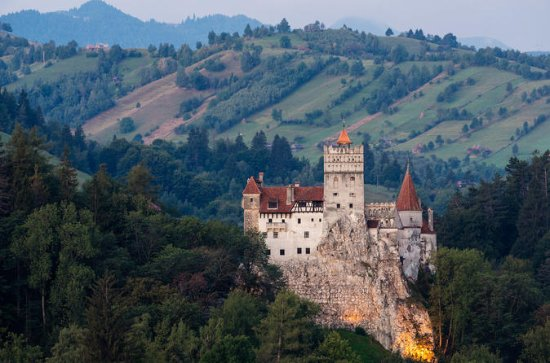 Private Reise nach Dracula Castle und ...