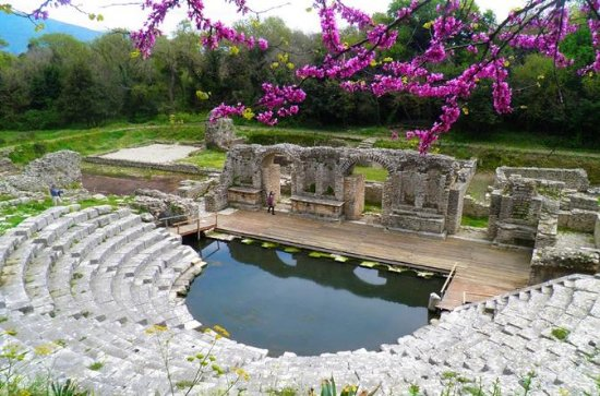 Butrint Antic City (UNESCO) and...