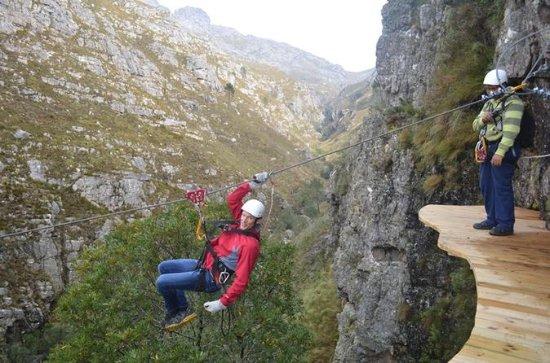 Ziplining Cape Town