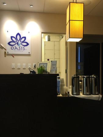 Oasis Spa Foot Reflexology