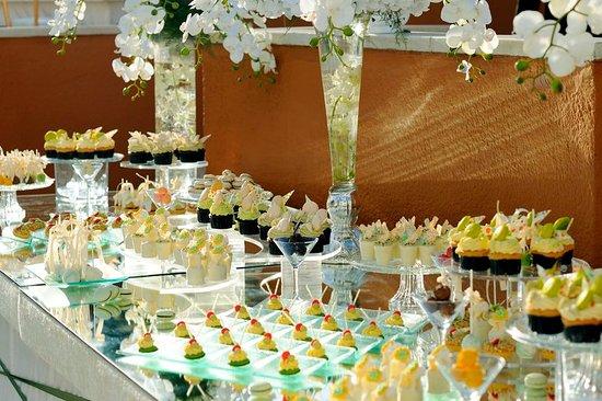 Cairo Marriott Hotel & Omar Khayyam Casino: Almaz Dessert Horizontal