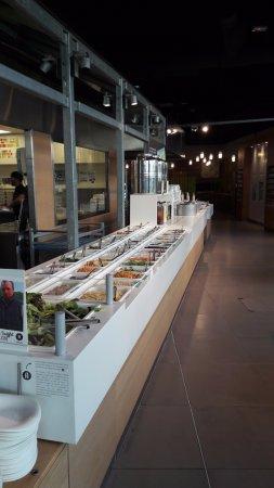 Salad co villeneuve d 39 ascq restoran yorumlar - Restaurant le bureau villeneuve d ascq ...