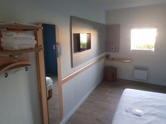 Ibis budget berck sur mer hotel voir les tarifs 615 for Prix chambre hotel ibis