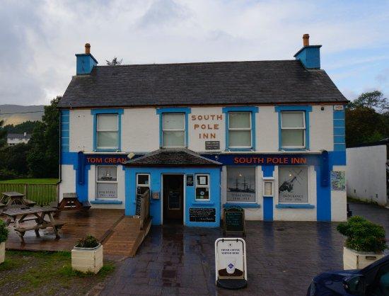 Annascaul, Irlande : Front