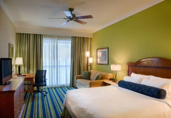 Jensen Beach, فلوريدا: King Guest Room