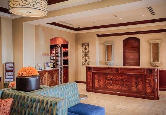 Jensen Beach, فلوريدا: Front Desk & Lobby