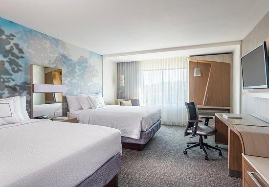Pullman, WA: Queen/Queen Guest Room