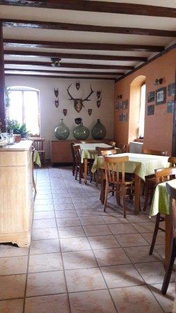 Albe, Francja: Salle du restaurent