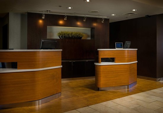 Orange, CT: Front Desk