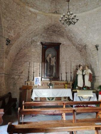 Acquaviva delle Fonti, Italia: Cappella Madonna del Carmine