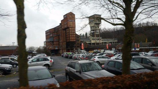 Steenkoolmijn van Blegny