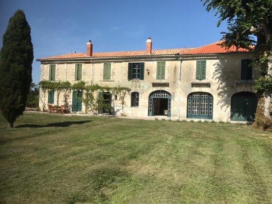 La Roche Chalais, France: Villa 2 Pas Sages