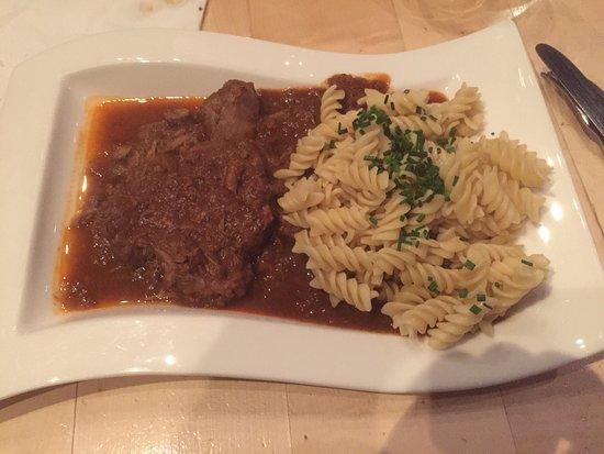 Grödig, Áustria: Gasthaus Zum Fassl