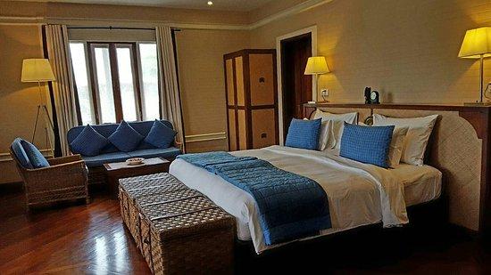 Bagan Lodge: Villa Bedroom