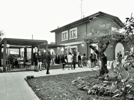 Luzzara, Italia: La cantoniera