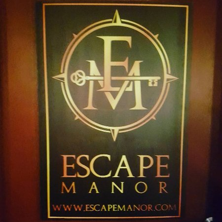 Escape Manor