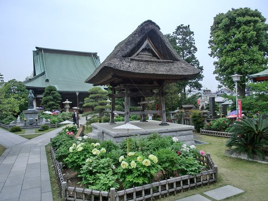 Chisokusan Ryuge-ji Temple