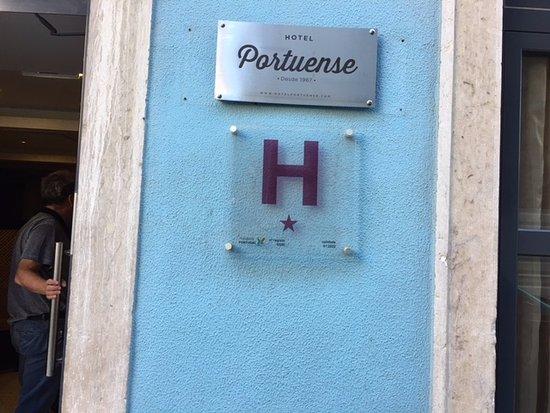 Hotel Portuense Picture