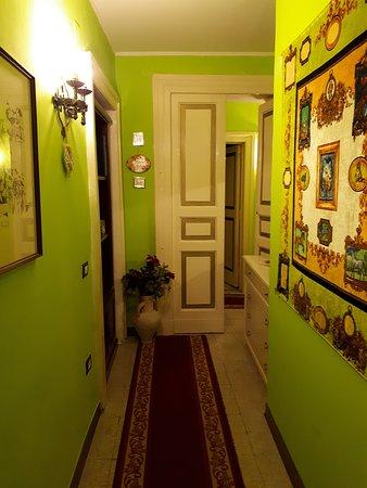 B&B Il Palazzo Vecchio : Borgo e particolari