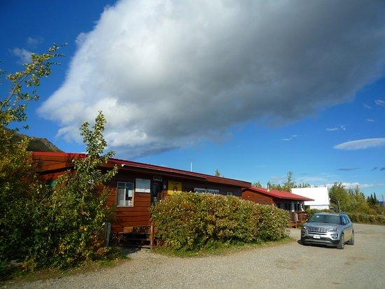 Denali RV Park & Motel: Es gibt ein kleineres Motel hier!