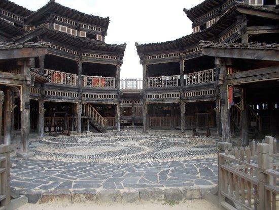 Gyeonggi-do, Coréia do Sul: お馴染みチョノクソ