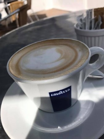 Discover the taste of amazing coffee here at Jenny's Brackley made with fresh Lavazza coffee bea